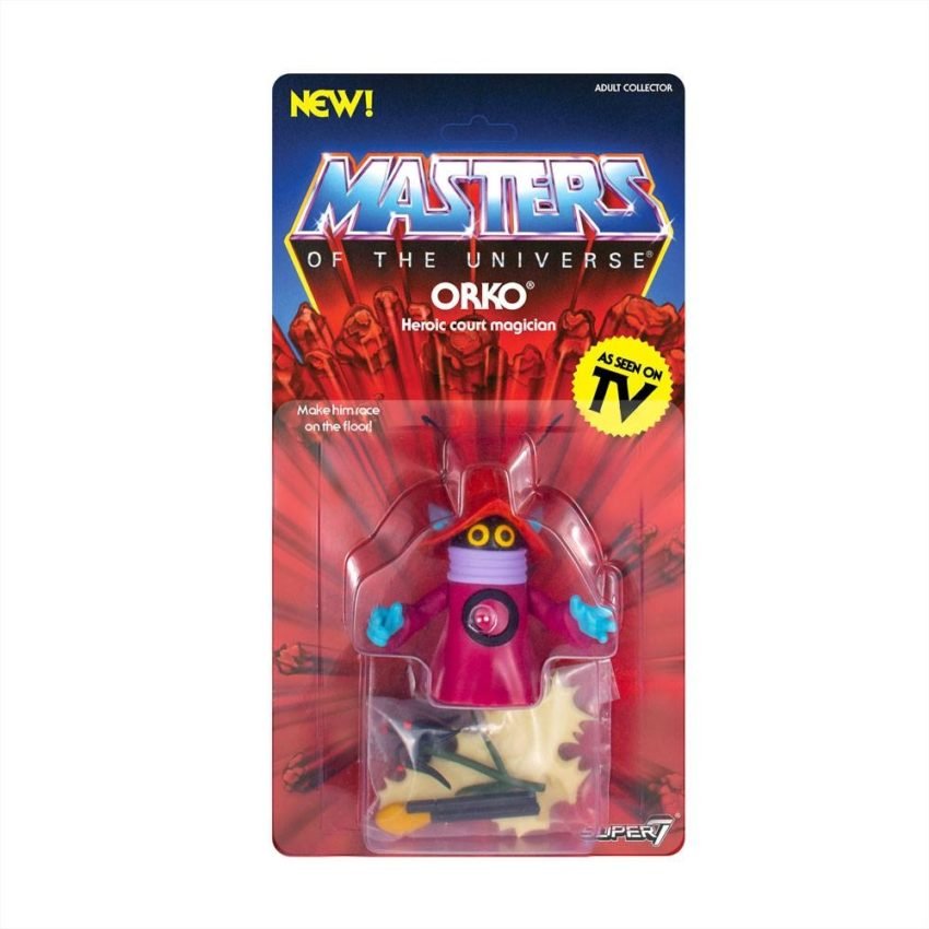 Masters of the Universe Vintage Collection Action Figure Orko-0