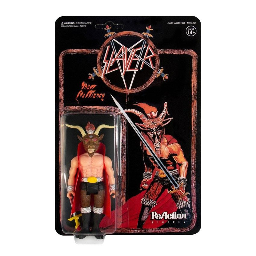 Slayer ReAction Action Figure Minotaur-0