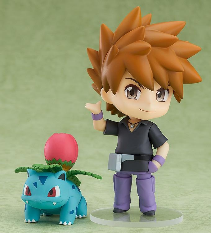 Pokemon Nendoroid Green-13177