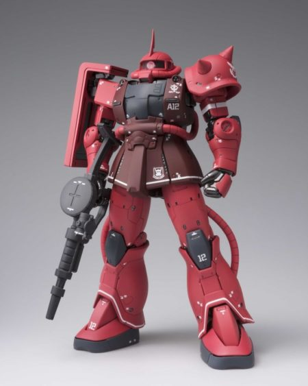 GFF ZAKU II MS-06S CHAR LIMITED EDITION-0