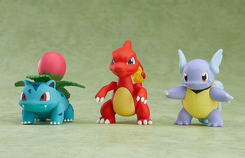 Pokemon Nendoroid Green-13180