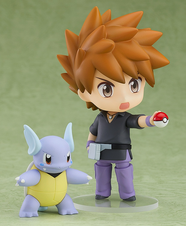 Pokemon Nendoroid Green-13179