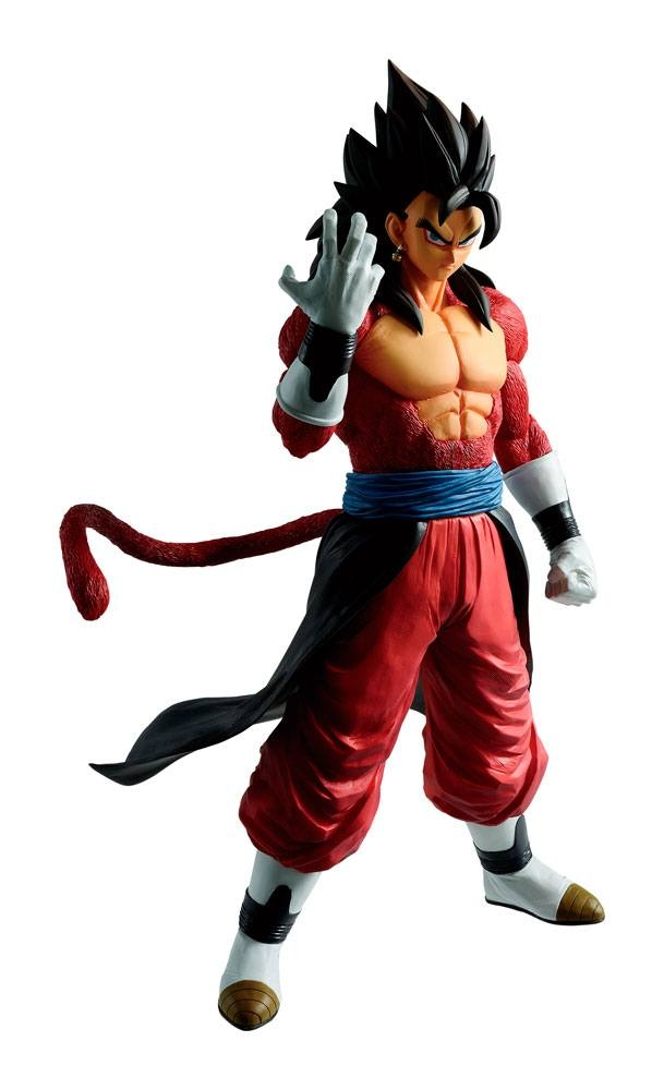 Dragon Ball Heroes Ichibansho PVC Statue Vegito:Xeno (Super Saiyan 4)-0