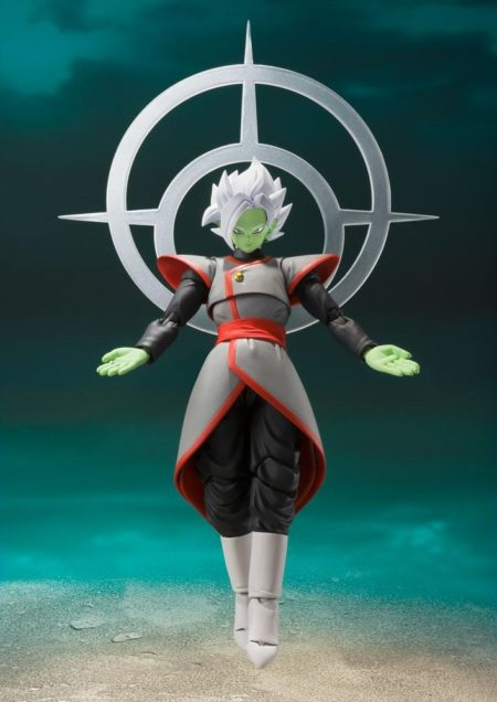 Dragonball Super S.H. Figuarts Action Figure Zamasu -Potara- Tamashii Web Exclusive-0