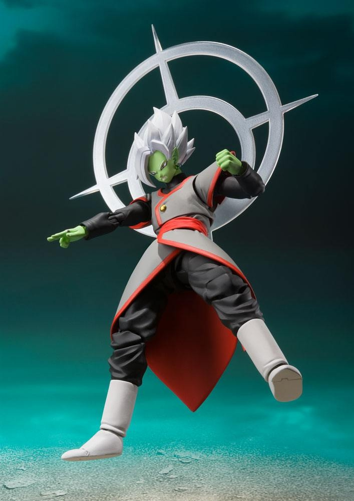 Dragonball Super S.H. Figuarts Action Figure Zamasu -Potara- Tamashii Web Exclusive-12958
