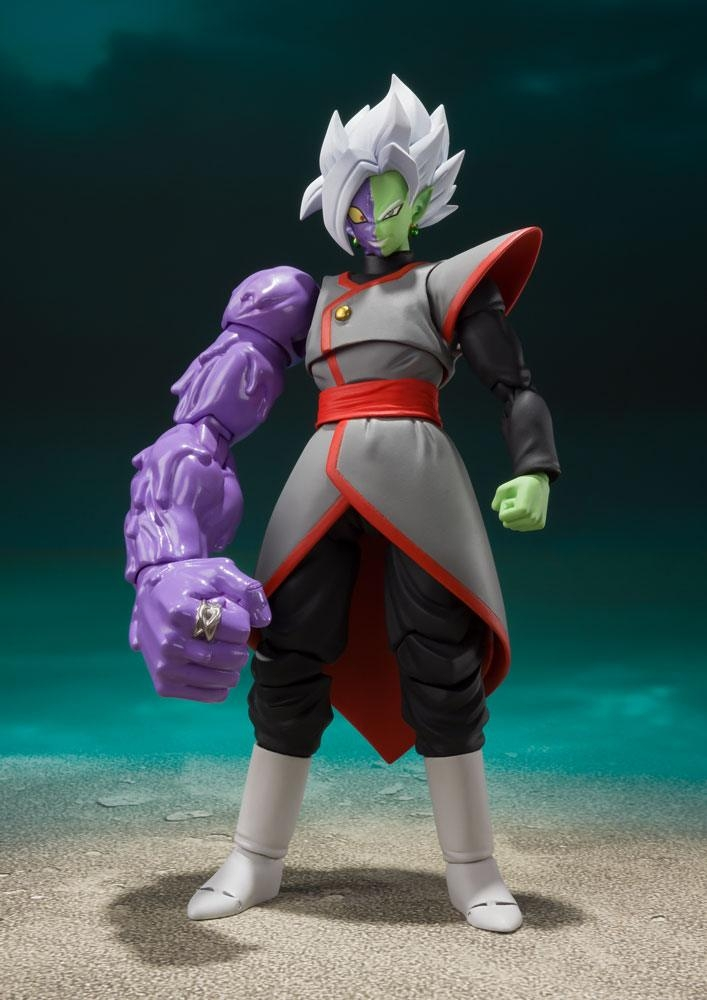 Dragonball Super S.H. Figuarts Action Figure Zamasu -Potara- Tamashii Web Exclusive-12959