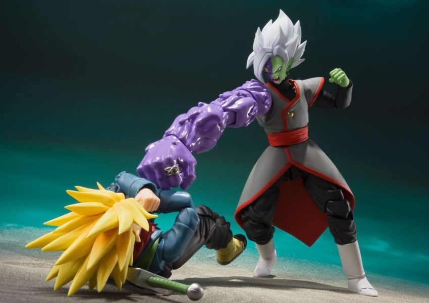 Dragonball Super S.H. Figuarts Action Figure Zamasu -Potara- Tamashii Web Exclusive-12961