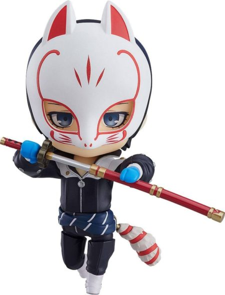 Persona 5 The Animation Nendoroid Yusuke Kitagawa Phantom Thief Ver. -0