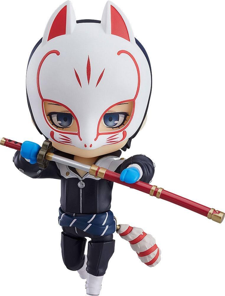 Persona 5 The Animation Nendoroid Yusuke Kitagawa Phantom Thief Ver. -0