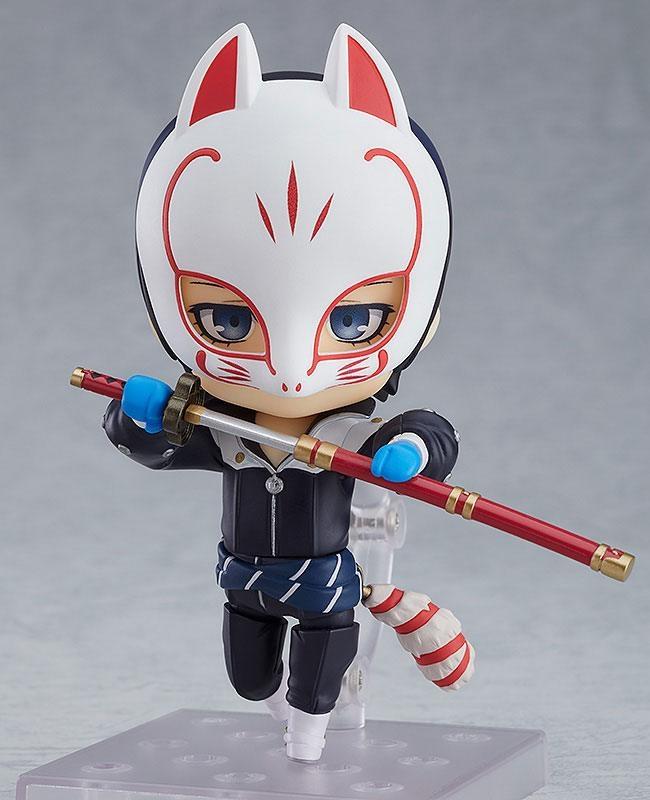 Persona 5 The Animation Nendoroid Yusuke Kitagawa Phantom Thief Ver. -13056
