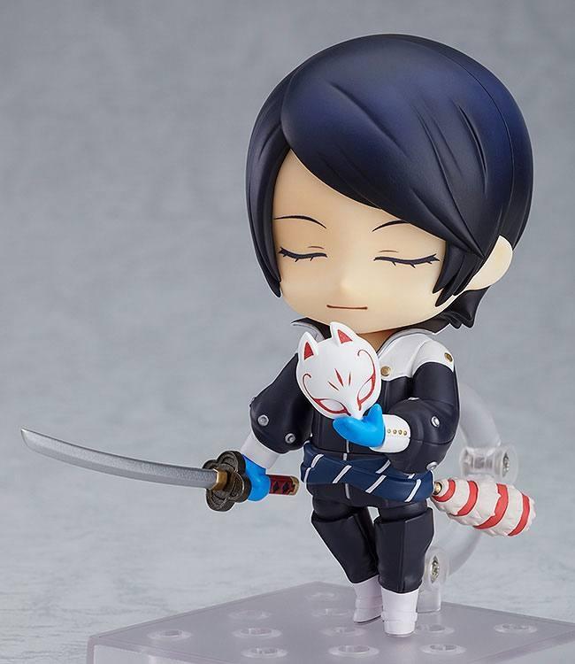 Persona 5 The Animation Nendoroid Yusuke Kitagawa Phantom Thief Ver. -13058