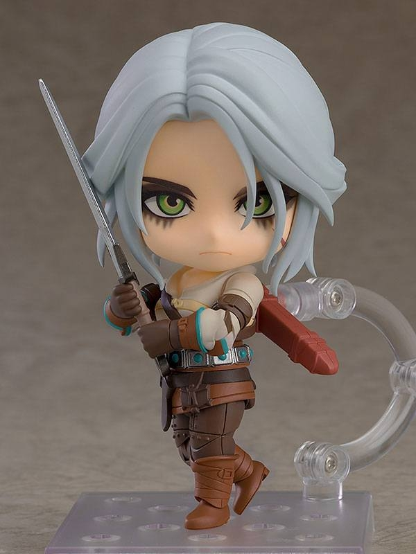 The Witcher 3 Wild Hunt Nendoroid Action Figure Ciri (Exclusive base version)-13354