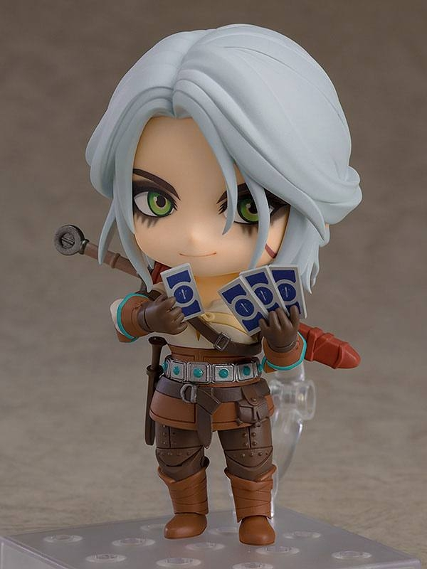 The Witcher 3 Wild Hunt Nendoroid Action Figure Ciri (Exclusive base version)-13357