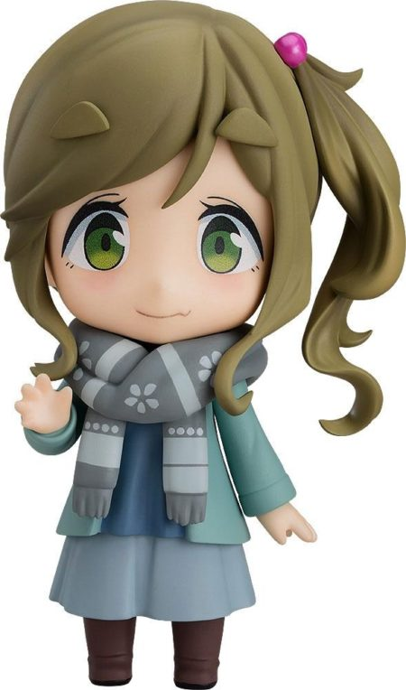 Laid-Back Camp Nendoroid Action Figure Aoi Inuyama-0