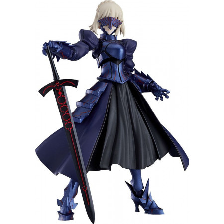 Fate/Stay Night Figma Action Figure Saber Alter 2.0-0