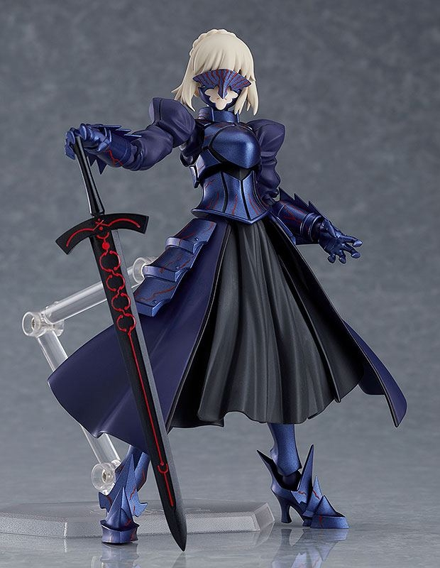 Fate/Stay Night Figma Action Figure Saber Alter 2.0-13132