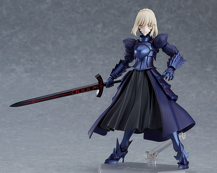 Fate/Stay Night Figma Action Figure Saber Alter 2.0-13130