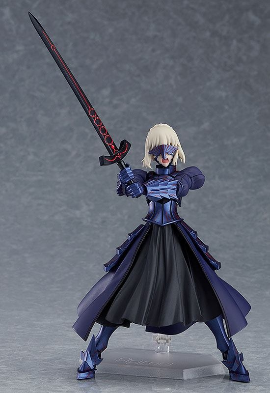 Fate/Stay Night Figma Action Figure Saber Alter 2.0-13133