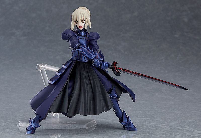 Fate/Stay Night Figma Action Figure Saber Alter 2.0-13134