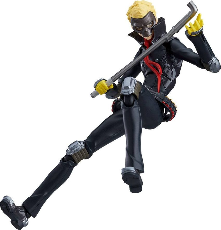 Persona 5 The Animation Figma Action Figure Skull-0