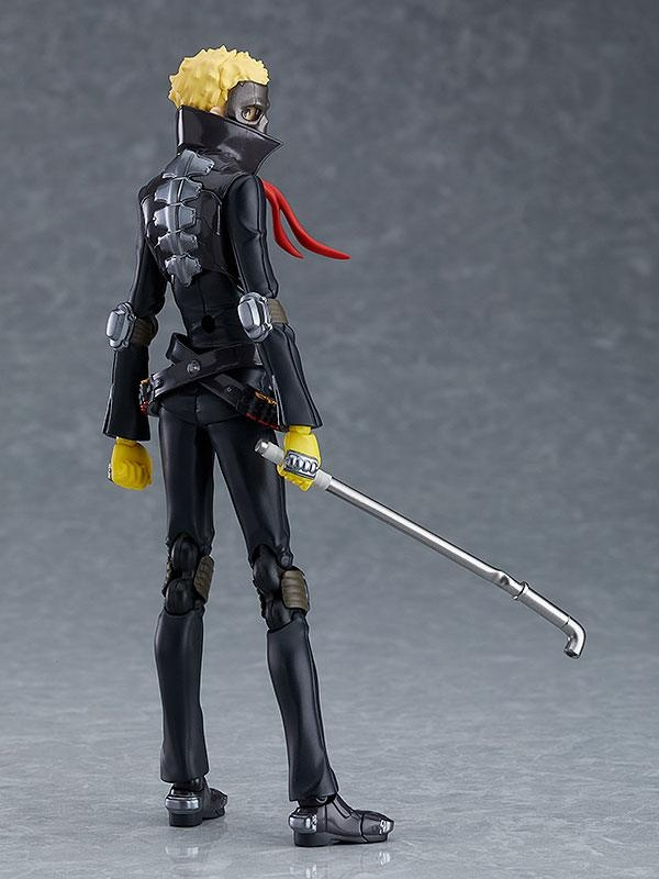 Persona 5 The Animation Figma Action Figure Skull-13253