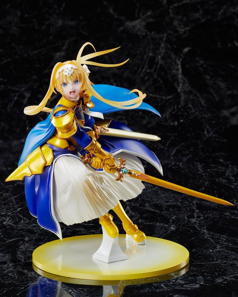 Sword Art Online: Alicization PVC Statue 1/7 Alice Synthesis Thirty-13805