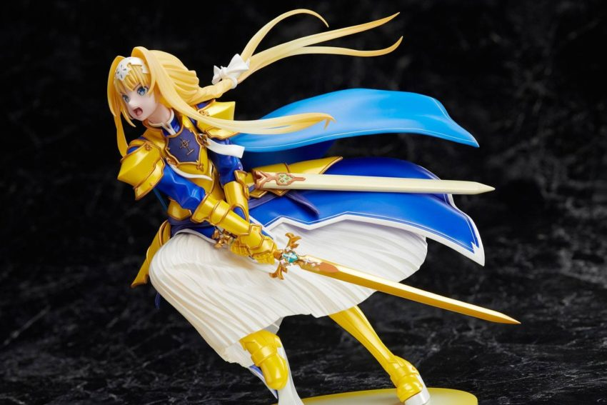 Sword Art Online: Alicization PVC Statue 1/7 Alice Synthesis Thirty-13808