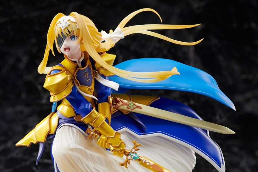 Sword Art Online: Alicization PVC Statue 1/7 Alice Synthesis Thirty-13810
