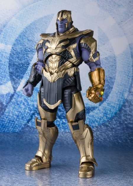 Avengers Endgame S.H. Figuarts Action Figure Thanos-0