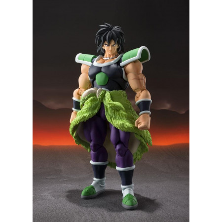 Dragonball Super Broly S.H. Figuarts Action Figure Broly-0