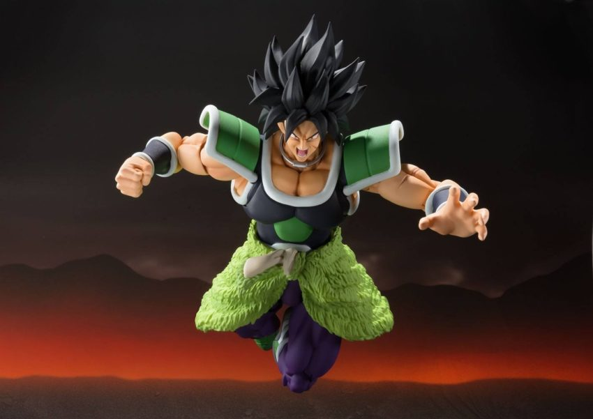 Dragonball Super Broly S.H. Figuarts Action Figure Broly-13455