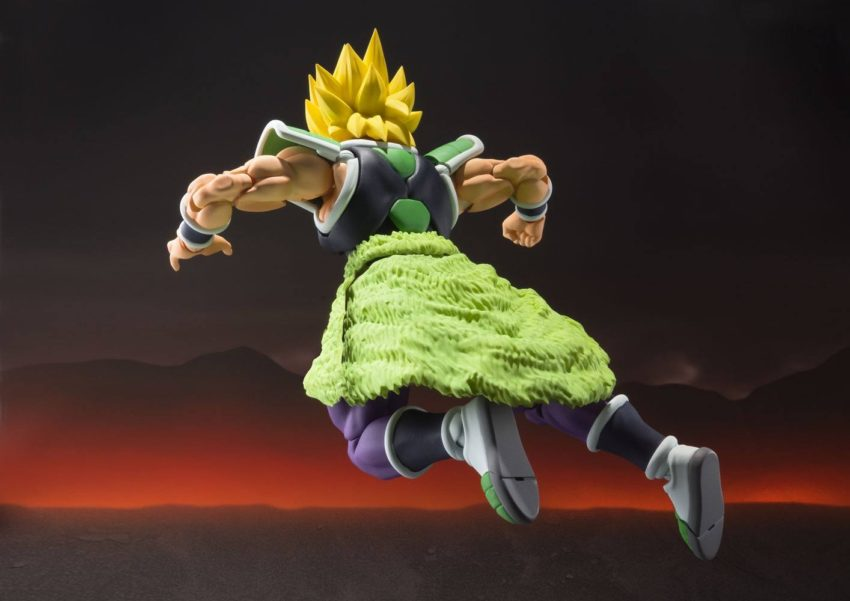 Dragonball Super Broly S.H. Figuarts Action Figure Broly-13458