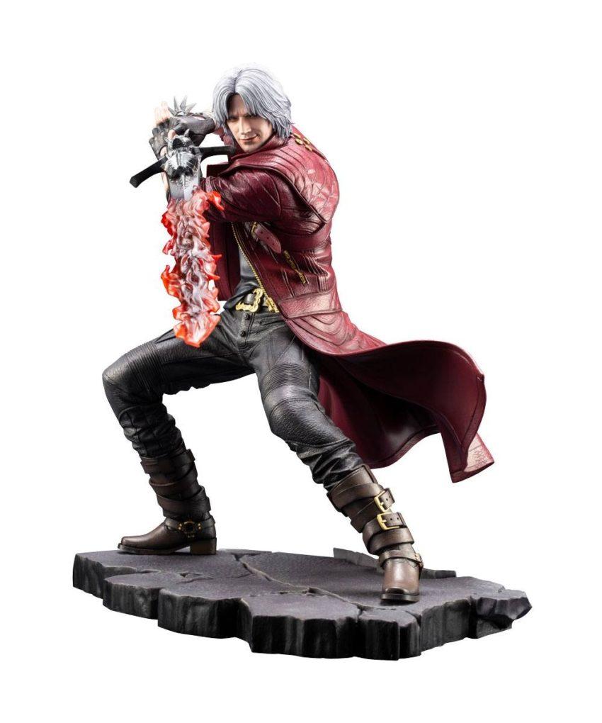 Devil May Cry 5 ARTFXJ PVC Statue 1/8 Dante-0