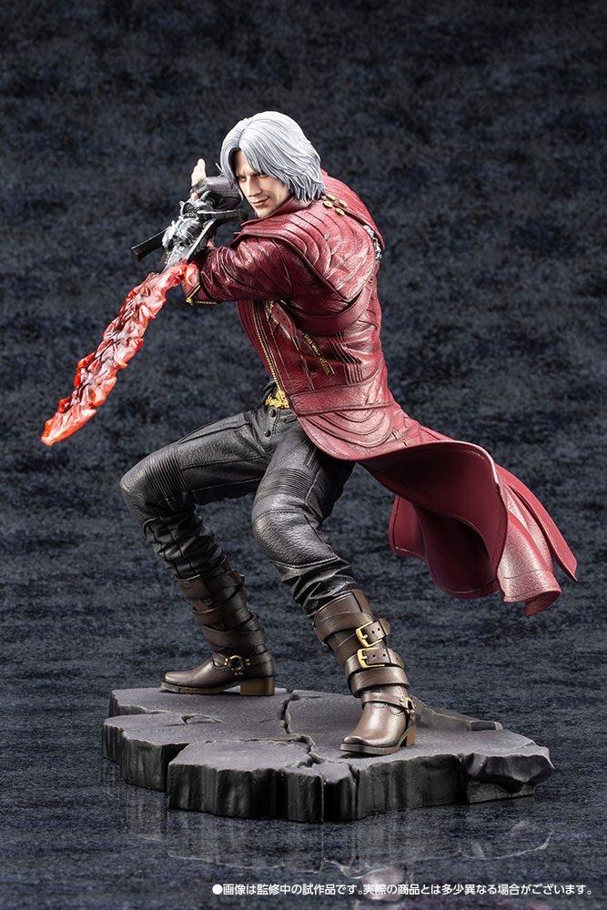 Devil May Cry 5 ARTFXJ PVC Statue 1/8 Dante-13638