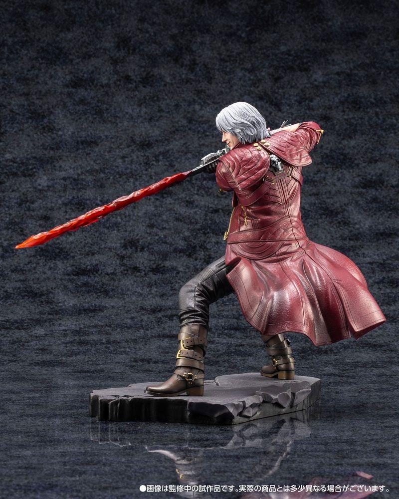 Devil May Cry 5 ARTFXJ PVC Statue 1/8 Dante-13639