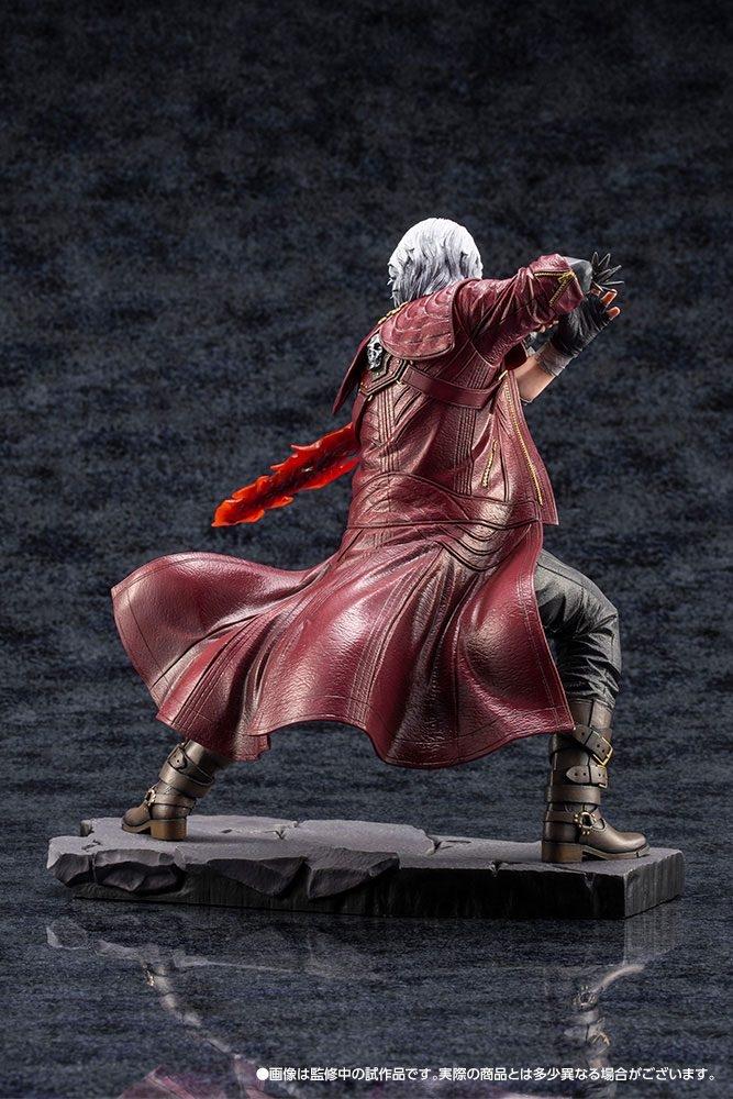 Devil May Cry 5 ARTFXJ PVC Statue 1/8 Dante-13640