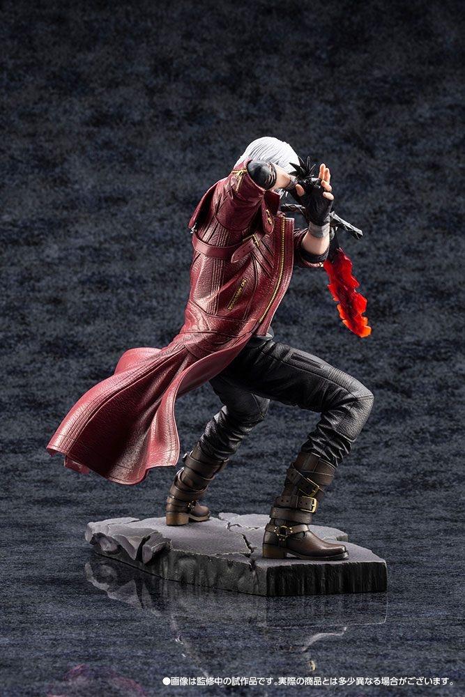 Devil May Cry 5 ARTFXJ PVC Statue 1/8 Dante-13641