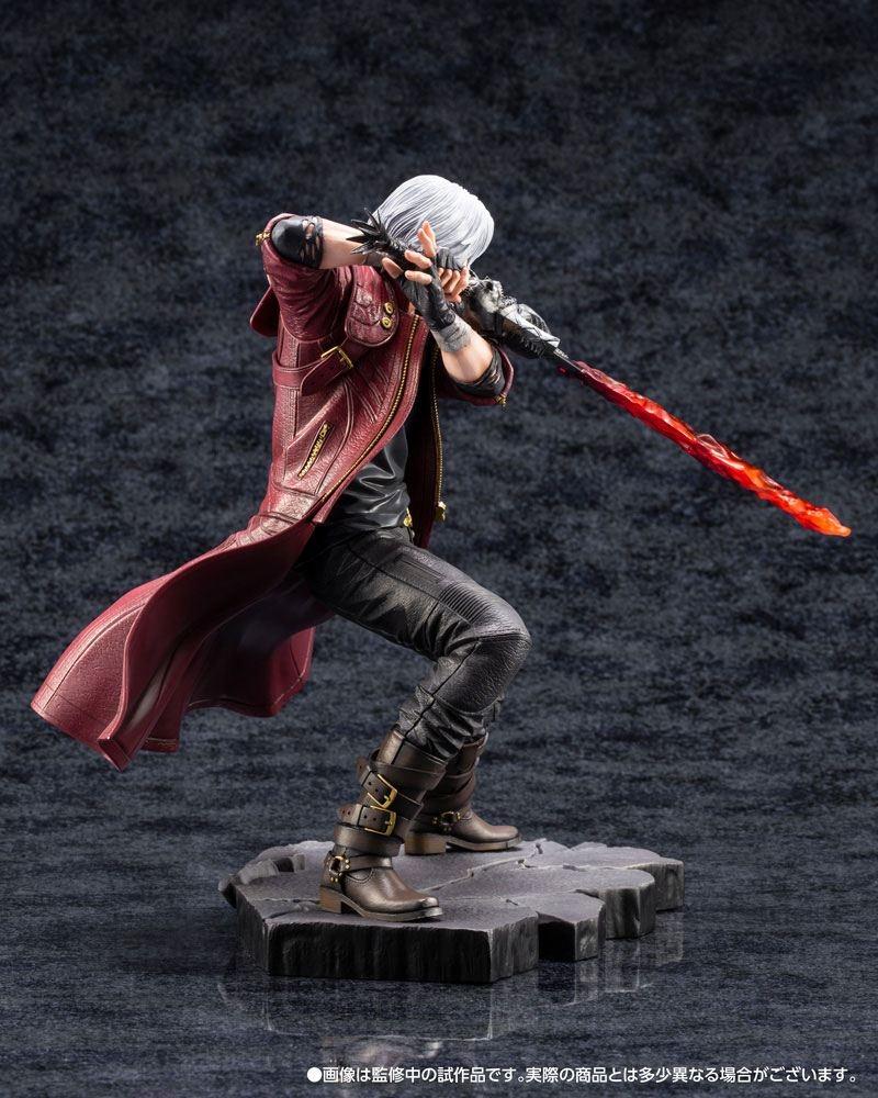 Devil May Cry 5 ARTFXJ PVC Statue 1/8 Dante-13642