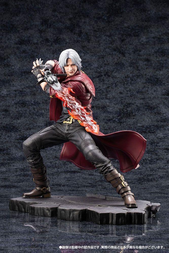 Devil May Cry 5 ARTFXJ PVC Statue 1/8 Dante-13644