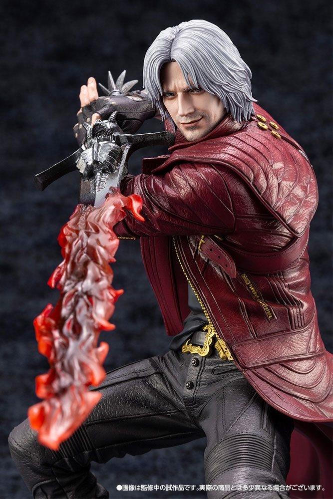 Devil May Cry 5 ARTFXJ PVC Statue 1/8 Dante-13645