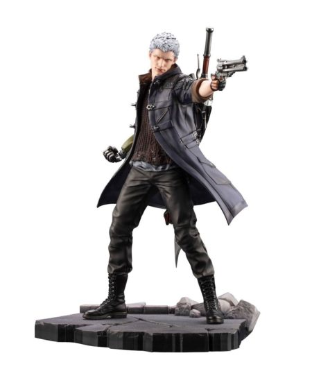 Devil May Cry 5 ARTFXJ PVC Statue 1/8 Nero-0