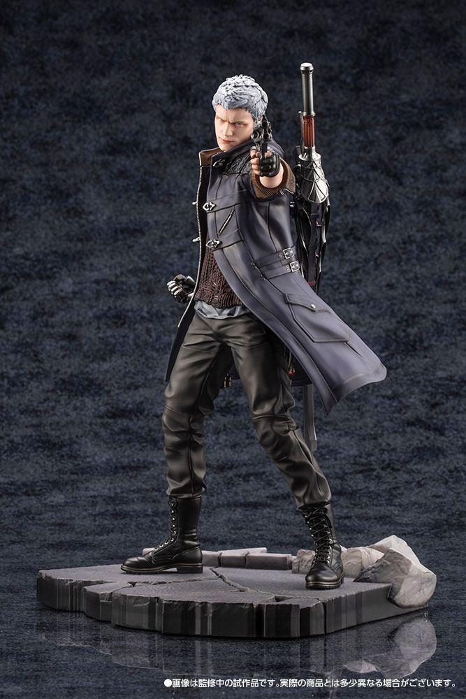 Devil May Cry 5 ARTFXJ PVC Statue 1/8 Nero-13625
