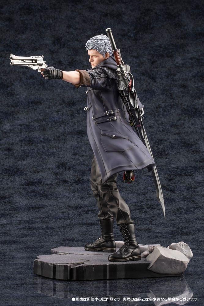Devil May Cry 5 ARTFXJ PVC Statue 1/8 Nero-13626