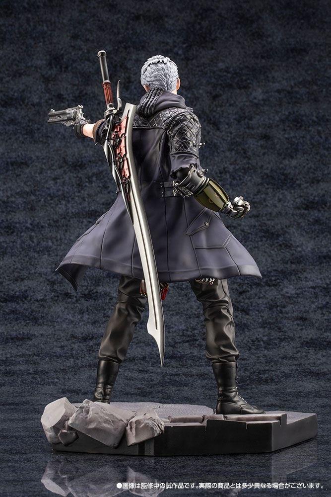 Devil May Cry 5 ARTFXJ PVC Statue 1/8 Nero-13628