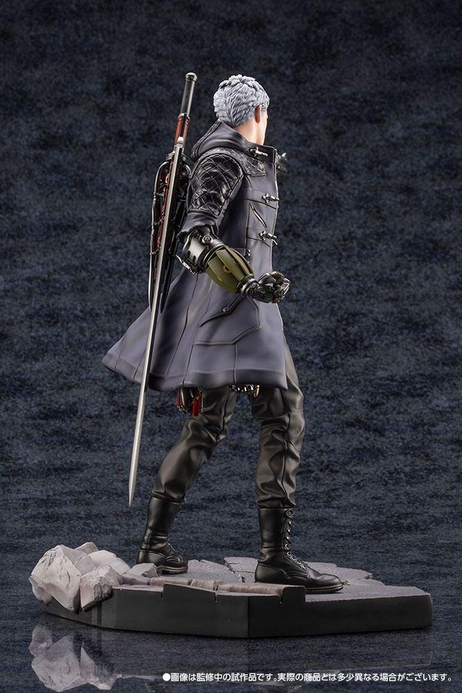 Devil May Cry 5 ARTFXJ PVC Statue 1/8 Nero-13629