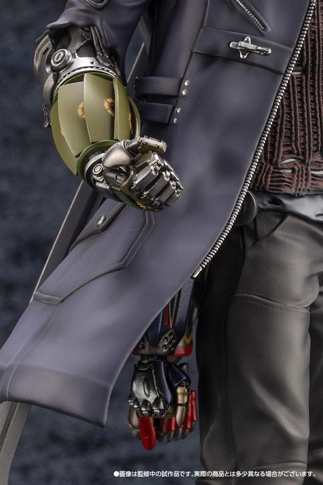 Devil May Cry 5 ARTFXJ PVC Statue 1/8 Nero-13632