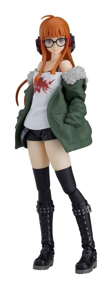 Persona 5 The Animation Figma Action Figure Futaba Sakura-0