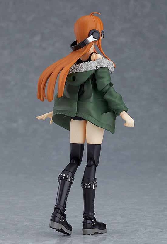 Persona 5 The Animation Figma Action Figure Futaba Sakura-13692