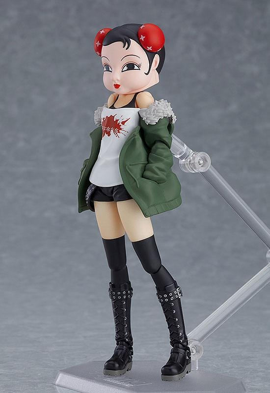 Persona 5 The Animation Figma Action Figure Futaba Sakura-13694