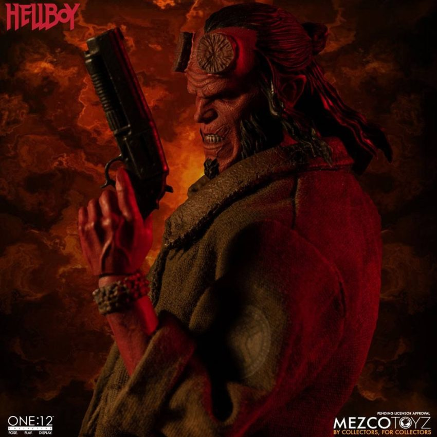 Hellboy (2019) Action Figure 1/12 Hellboy-13554